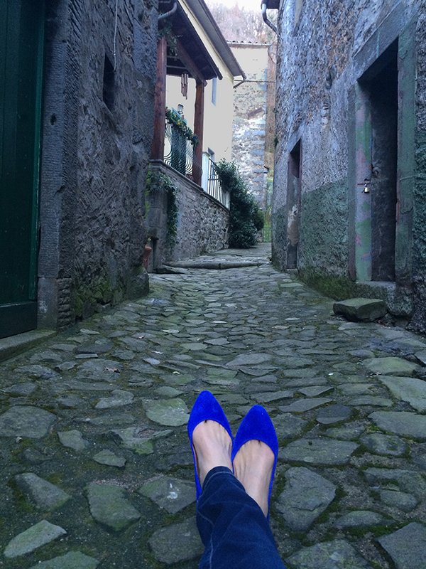 Gombereto, Tuscany